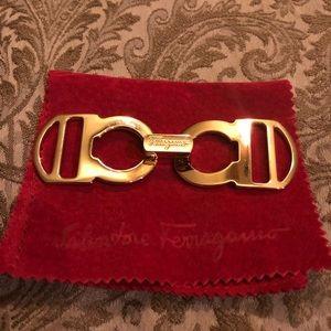 Salvatore Ferragamo Woman's belt buckle